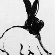 Art Classics Rabbit Charcoal 3