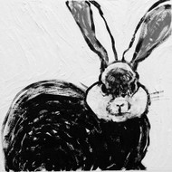 Art Classics Rabbit Charcoal 4