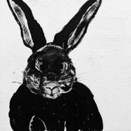 Art Classics Rabbit Charcoal 5