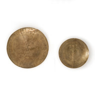Four Hands Liva Wall Decor Set - Brass