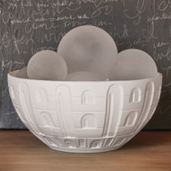 Coliseum Bowl - Matte White