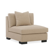 Caracole Building Blocks Sectional Armless Piece