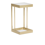 Caracole Dainty Little Gem End Table