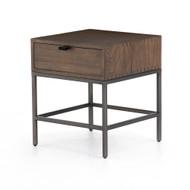 Four Hands Trey End Table - Auburn Poplar