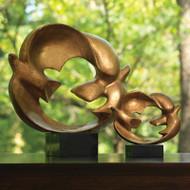 Doves of Peace Sculpture - Sm
