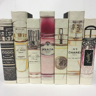 E Lawrence Perfume Bottle