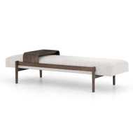 Four Hands Fawkes Bench - Vintage Sienna
