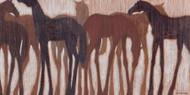 Art Classics Chiseled Stallions