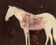 Art Classics Cream Horse