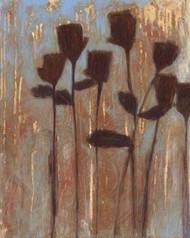 Art Classics Rustic Blooms I