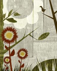 Art Classics Garden Mural 1