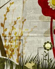 Art Classics Garden Mural 2