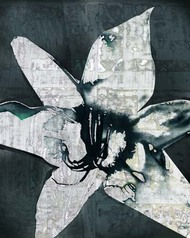 Art Classics Green Dewy Bloom