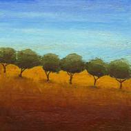 Art Classics Painted Landscape Two