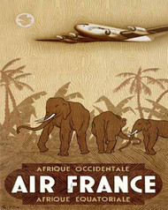Art Classics Air France-Afrique