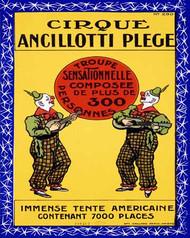 Art Classics Cirque Ancillotti Plege