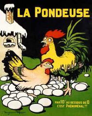 Art Classics La Pondeuse