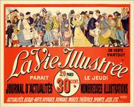 Art Classics La Vie Illustree
