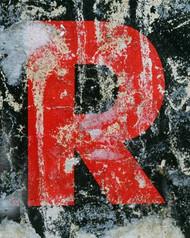 Art Classics Letter R