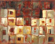 Art Classics Square Study in Red 2