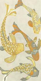 Art Classics Golden Koi I