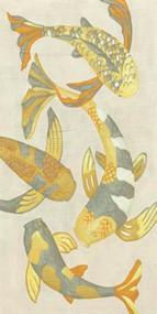 Art Classics Golden Koi II