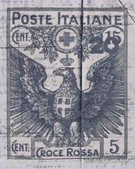Art Classics Poste Italiane Stamp-Blue