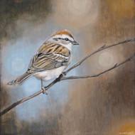 Art Classics Resting Sparrows I