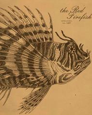 Art Classics Firefish Etching