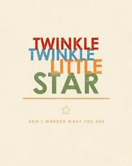 Art Classics Twinkle, Twinkle, Little Star
