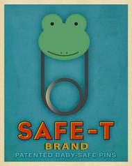 Art Classics Safe-T Frog
