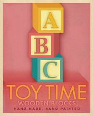 Art Classics Toy Time Pink