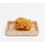 Pigeon & Poodle Andria Soap Dish - Smoked
