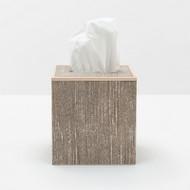 Pigeon & Poodle Bruges Tissue Box - Sand
