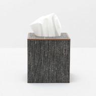 Pigeon & Poodle Bruges Tissue Box - Charcoal