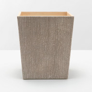 Pigeon & Poodle Bruges Waste Basket Squarhttps://cdn3.bigcommerce.com/s-nzzxy311bx/product_images//e/ Tapered - Sand - Square