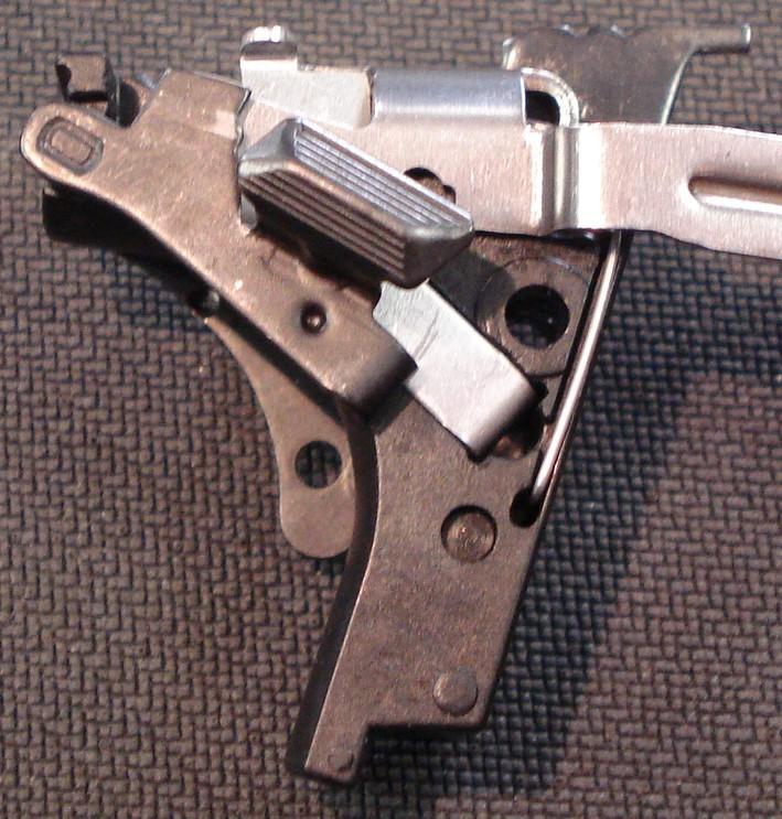 Ruger SR Series Pistol Installation Instuctions