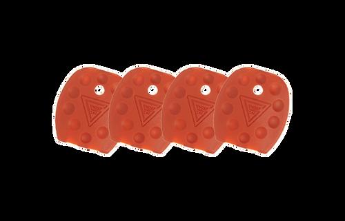 Orange MOAB - Mother of all baseplates for GLOCKS Glock Baseplates Glock Parts