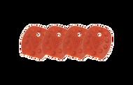 Orange MOAB - Mother of all baseplates for GLOCKS