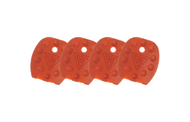 Orange MOAB - Mother of all baseplates for GLOCKS Glock Baseplates Glock Parts