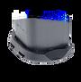 GHO_MOAB_RED Glock Baseplates MOAB