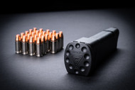 PLUS 6 MOAB FOR GLOCKS - BLACK