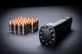 PLUS 6 MOAB FOR GLOCKS -FULL SIZE MAGS - BLACK Glock Baseplates Glock Parts