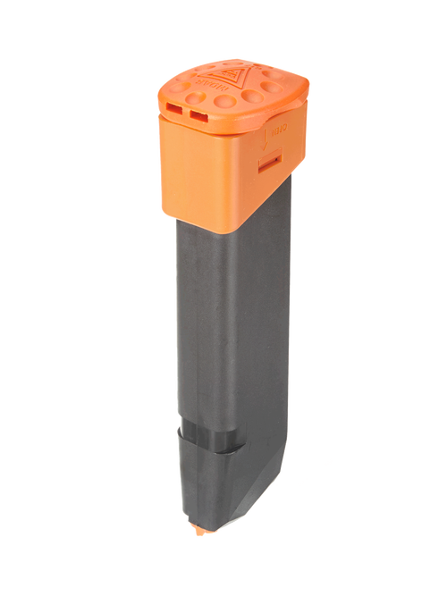 PLUS 6 MOAB FOR GLOCKS - ORANGE Glock Baseplates Glock Parts