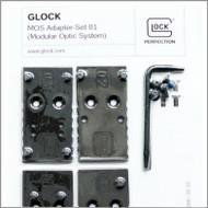 GLOCK MOS ADAPTER- SET 01 GEN 4