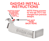 G42/G43/43X/48 PRO CONNECTOR