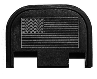 Ghost American Flag Slide Cover Plate GEN 1-4