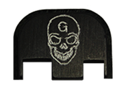 Ghost Skully Slide Cover Plate GEN 1-4