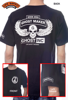 Ghost Maker T-Shirt END VIOLENCE WITH ACCURACY