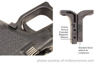 VICKERS GLOCK TACTICAL MAGAZINE CATCH